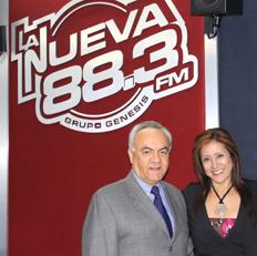 M. Tapia en 88.3 FM
